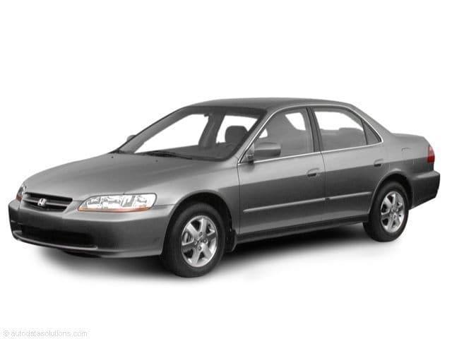 Photo Used 2000 Honda Accord Sdn SE for Sale in Portage near Hammond