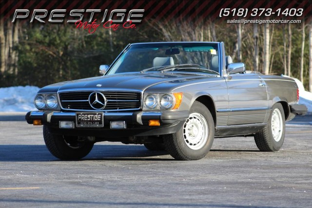 Photo 1983 Mercedes-Benz 380 Series 380SL