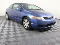 Pre-Owned 2006 Honda Civic Coupe LX MT