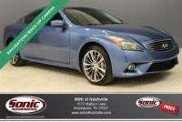 Pre-Owned 2012 INFINITI G37 Coupe x