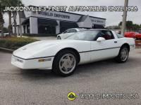 1989 Chevrolet Corvette 2DR Coupe Hatchback for sale in Jacksonville, FL