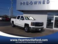 2014 Chevrolet Silverado 1500 LTZ Truck Crew Cab 8