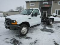 Used 2000 Ford F-450 Cab Chassis