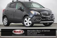 Pre-Owned 2013 Buick Encore Leather SUV in Denver
