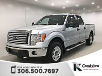 Pre-Owned 2011 Ford F-150 XLT XTR SuperCrew 4WD Crew Cab Pickup