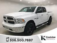 Certified Pre-Owned 2015 Ram 1500 SLT Crew Cab | Remote Start 4WD Crew Cab Pickup