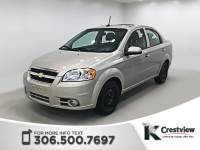 Pre-Owned 2011 Chevrolet Aveo LT | Sunroof FWD 4dr Car