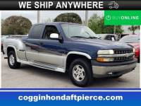Pre-Owned 2000 Chevrolet Silverado 1500 LT Truck Extended Cab in Jacksonville FL