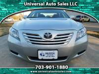 2007 Toyota Camry LE AUTOMATIC 2.4 LITER 4 CYLINDER!