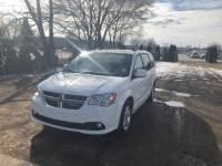 2018 Dodge Grand Caravan SXT 2.4L Auto AWD