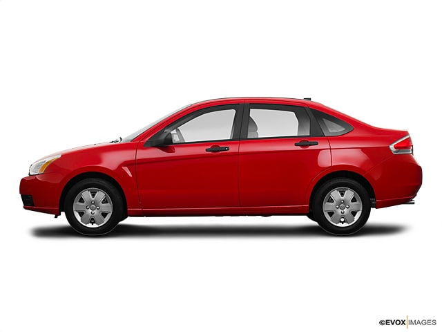 Photo Used 2008 Ford Focus FOCUS SSE Sedan for sale in Barstow CA