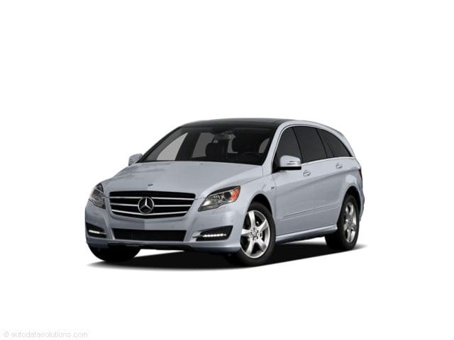 Photo 2011 Mercedes-Benz R-Class R 350 BlueTEC 4MATIC SUV