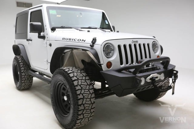 Photo Used 2013 Jeep Wrangler Rubicon 4x4 in Vernon TX