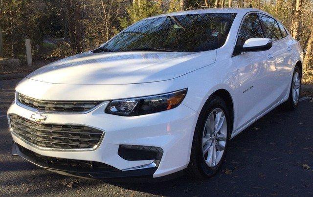 Photo Used 2017 Chevrolet Malibu LT Sedan For Sale in High-Point, NC near Greensboro and Winston Salem, NC