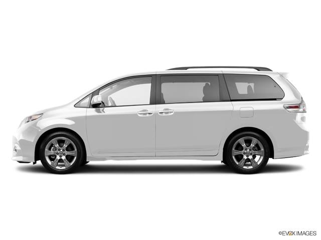 Photo 2014 Toyota Sienna XLE Van Front-wheel Drive 4-door