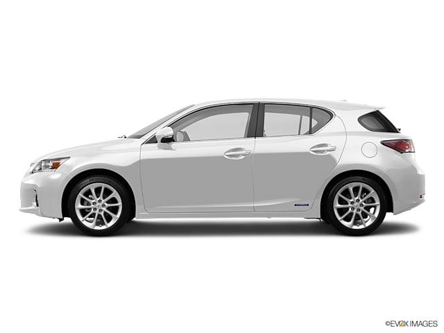 Photo 2012 LEXUS CT 200h 200h Premium Navigation, Sunroof  Leather Hatchback Front-wheel Drive 4-door
