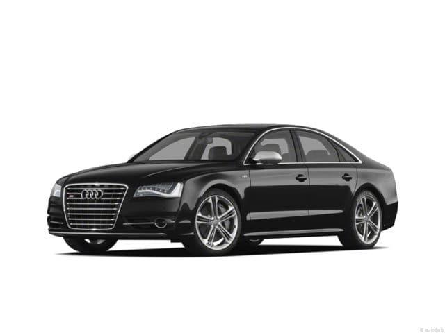 Photo Used 2013 Audi S8 4.0T Tiptronic Sedan for Sale in Beaverton,OR