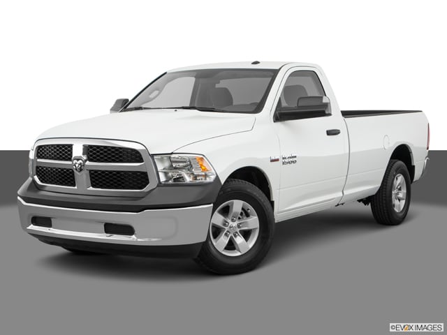 Photo Used 2018 Ram 1500 Tradesman CLEAN CARFAX READY FOR WORK FACTORY WARR in Ardmore, OK