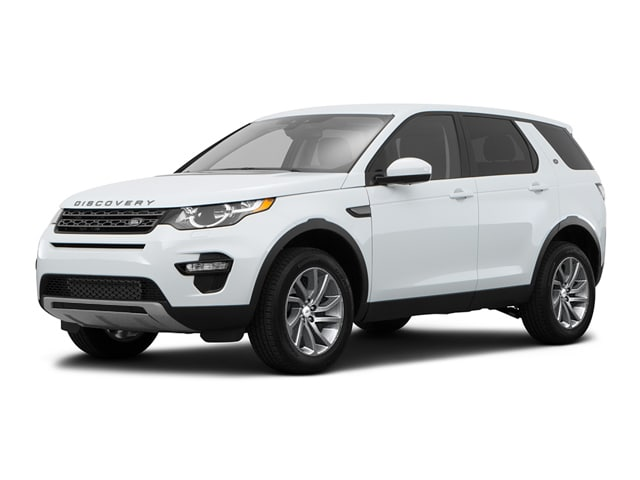 Photo Used 2016 Land Rover Discovery Sport DISCOVERY SPORT HSE 4X4 W NAVIGATION PANO ROOF SUV