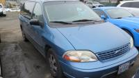 Used 2002 Ford Windstar Wagon in Springfield