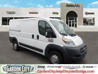 Certified Used 2018 Ram Promaster Cargo Van 1500 Low Roof 136 WB For Sale | Hempstead, Long Island, NY