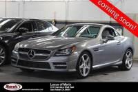 Pre Owned 2013 Mercedes-Benz SLK-Class SLK 250