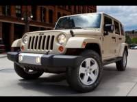 2011 Jeep Wrangler Unlimited 4WD 4dr Sport SUV - Appleton