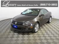 Pre-Owned 2013 Volkswagen Eos Convertible for Sale in Sioux Falls near Brookings