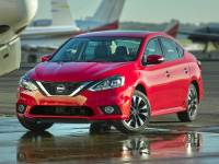 Certified 2018 Nissan Sentra SV Sedan in Williamsburg, VA