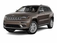 Pre-Owned 2017 Jeep Grand Cherokee Summit 4x4 SUV