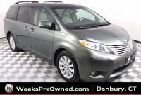 Used 2013 Toyota Sienna Limited AWD Minivan/Van in Danbury, CT
