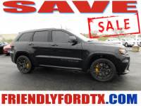 Used 2018 Jeep Grand Cherokee Trackhawk 4x4 SUV V-8 cyl for Sale in Crosby near Houston