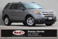 Pre-Owned 2012 Ford Explorer FWD 4dr XLT