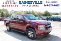Pre-Owned 2008 Chevrolet Avalanche 4WD Crew Cab LT w/1LT