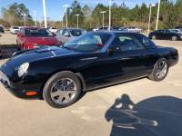 Used 2002 Ford Thunderbird Premium Convertible