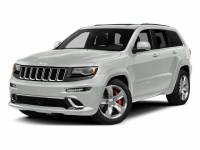 2015 Jeep Grand Cherokee SRT - Jeep dealer in Amarillo TX – Used Jeep dealership serving Dumas Lubbock Plainview Pampa TX