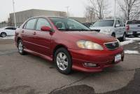 Used 2007 Toyota Corolla S Sedan For Sale Fort Collins, CO