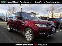 2017 Land Rover Range Rover Sport HSE V6 Supercharged HSE in Parsippany