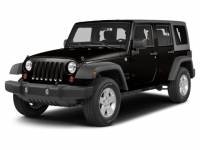 2014 Jeep Wrangler Unlimited Sahara 4x4 SUV in Norfolk