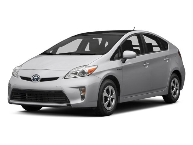 Photo Used 2013 Toyota Prius Two For Sale Chicago, IL