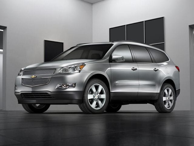 Photo Pre-Owned 2010 Chevrolet Traverse LT in Schaumburg, IL, Near Palatine