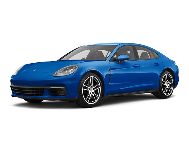 Photo Pre-Owned 2018 Porsche Panamera 4DR HB RWD Near San Francisco, CA