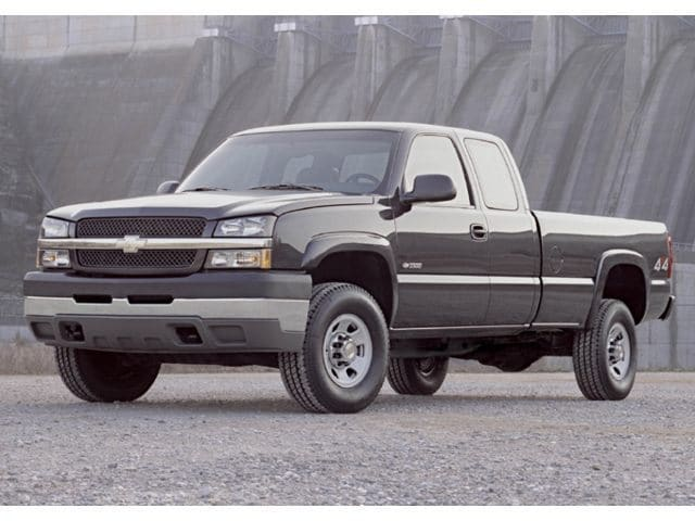 Photo Used 2005 Chevrolet Silverado 3500 Truck Extended Cab  Aberdeen