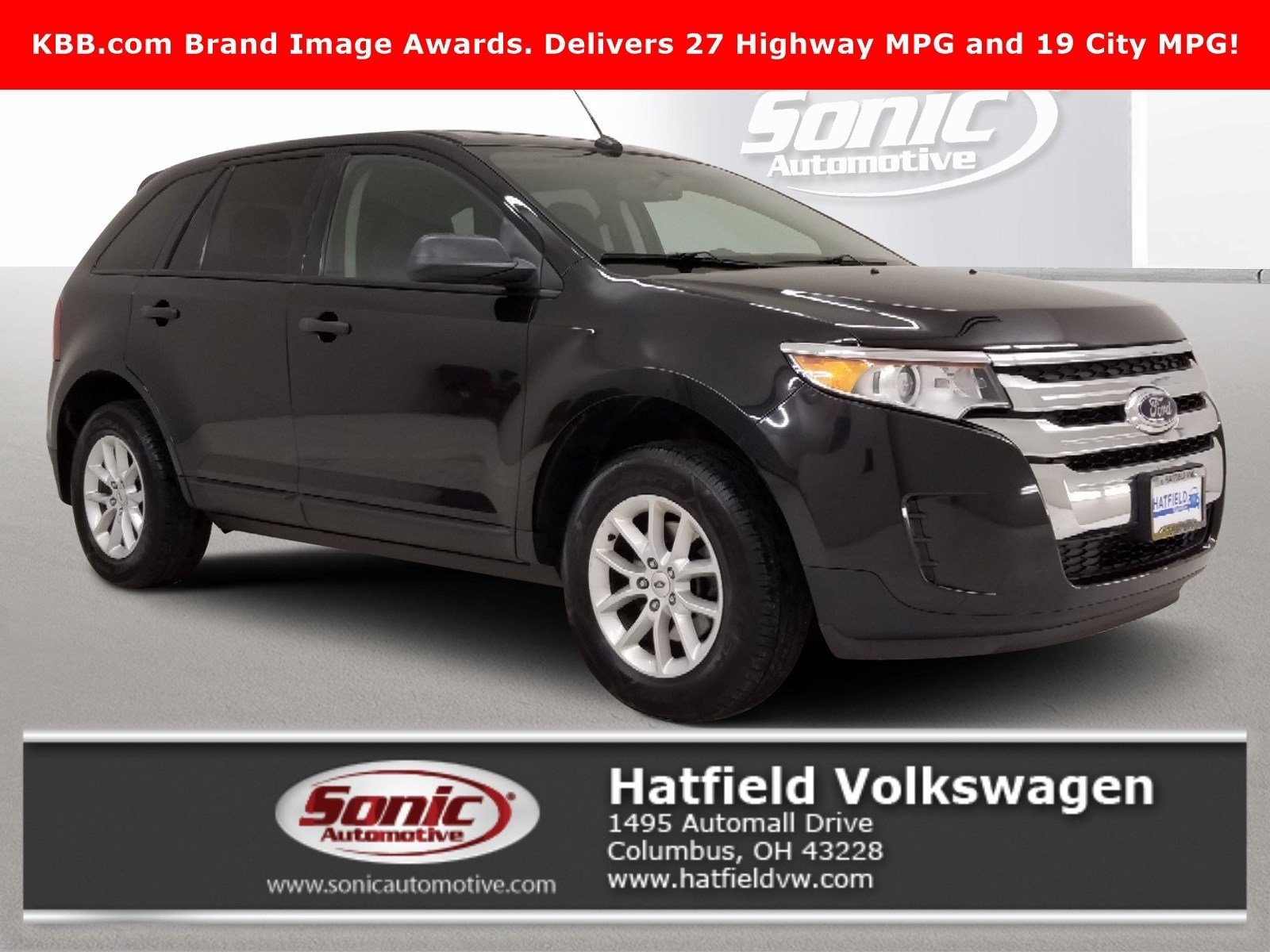 Photo 2014 Ford Edge SE 4dr FWD SUV in Columbus