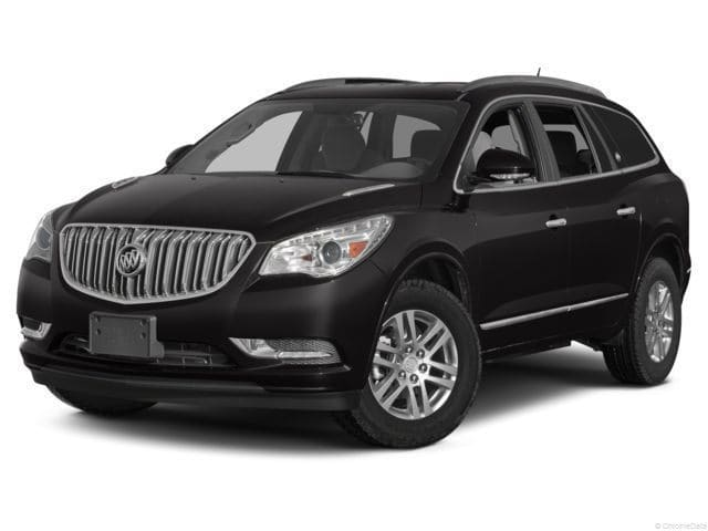 Photo Used 2016 Buick Enclave Premium Group SUV All-wheel Drive - Boone, NC