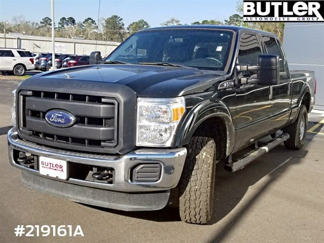 Photo 2015 Ford Super Duty F-250 SRW XL 4WD Crew Cab 156 XL in Columbus, GA
