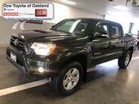 Certified Pre-Owned 2014 Toyota Tacoma Prerunner V6 Truck Double Cab in Oakland, CA
