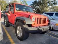 2013 Jeep Wrangler Sport in Jacksonville