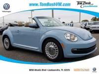 2015 Volkswagen Beetle Convertible 1.8T in Jacksonville