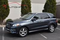 Pre-Owned 2014 Mercedes-Benz M-Class ML 350 RWD 4D Sport Utility